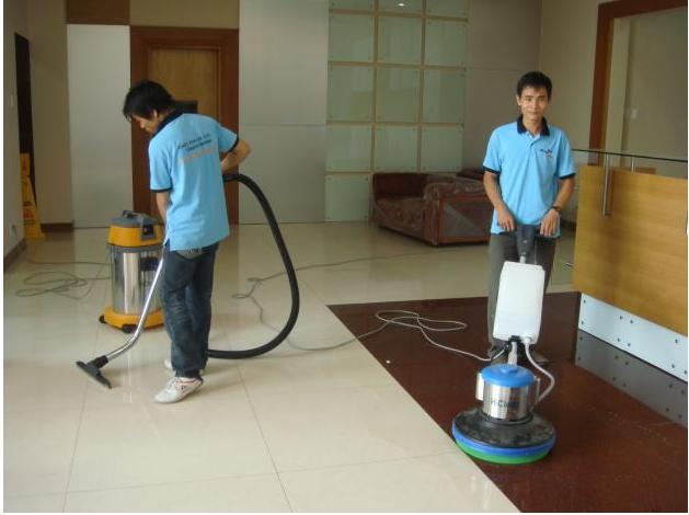 Sử dụng máy hút bụi công nghiệp đúng quy trình nâng cao hiệu quả