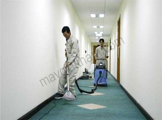 Sử dụng máy giặt thảm đúng các bước sẽ giúp tăng hiệu quả vệ sinh