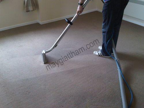 Trong quá trình dùng, máy giặt thảm có thể xảy ra các sự cố hỏng hóc