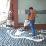 Những yếu tố tác động tới giá máy giặt thảm công nghiệp