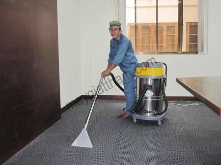 Máy hút bụi công nghiệp đa tính năng vừa có thể hút bụi và giặt thảm là xu hướng của người tiêu dùng hiện nay