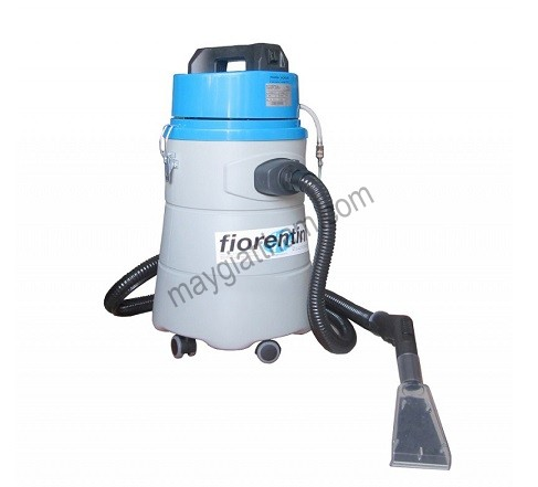Máy giặt thảm phun hút Fiorentini có giá thành cao hơn các máy giặt thảm Hiclean