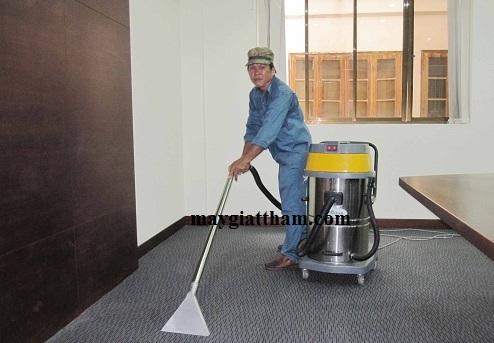 Máy chà sàn thảm phun hút Hiclean chất lượng tốt, hàng, bền bỉ, chính hãng.