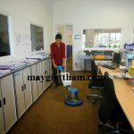 Nguyên nhân và cách khắc phục khi lực phun hút của máy giặt thảm yếu