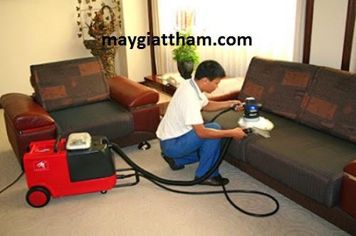 Nên lựa chọn các sản phẩm máy giặt thảm bằng hơi nước nóng phù hợp