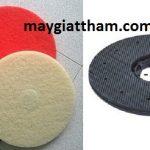 Vai trò quan trọng của pad chà sàn và mâm gai đối với máy chà sàn