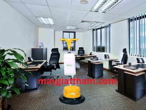 Lưu ý khi chọn máy chà sàn công nghiệp cho văn phòng