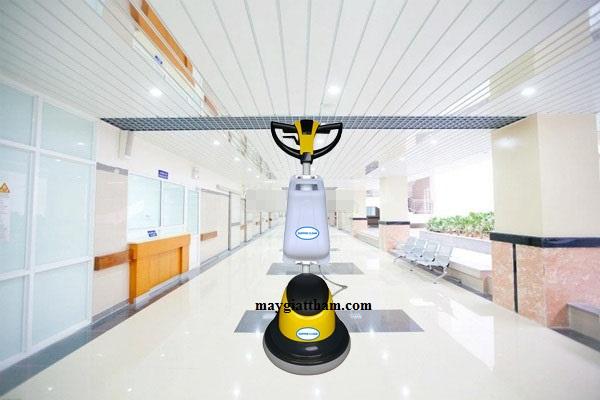 BD2A một trong những máy chà sàn - thảm được người tiêu dùng ưa chuộng