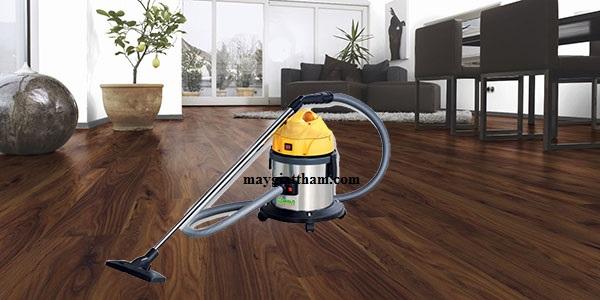 Máy hút bụi Clean Maid phù hợp làm công tác vệ sinh ở các không gian khác nhau