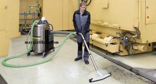 Hậu quả của việc sử dụng máy hút bụi nhà xưởng sai cách