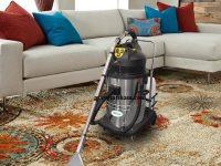 Máy giặt thảm công nghiệp giúp người dùng tiết kiệm chi phí thuê nhân công dọn dẹp