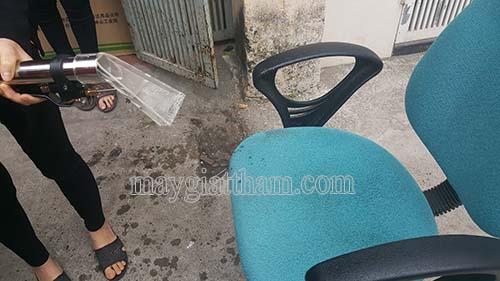 Đầu hút ghế hỗ trợ máy giặt thảm vệ sinh ghế văn phòng hiệu quả