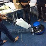 Khám phá những ưu điểm của máy chà sàn đơn