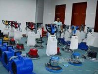 Những địa chỉ bán máy chà sàn giặt thảm uy tín thường phân phối máy của nhiều thương hiệu nổi tiếng