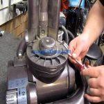 Những lưu ý quan trọng khi thay thế động cơ máy hút bụi