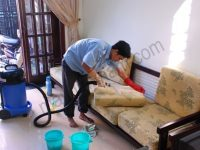 Lực phun hút máy giặt thảm yếu đi khiến người dùng khó chịu