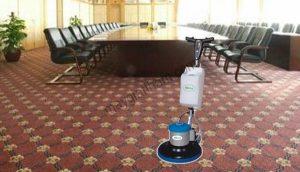 Máy chà sàn thảm công nghiệp HC 175 còn có khả năng giặt thảm rất hiệu quả