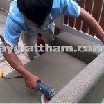 Sử dụng máy giặt thảm nào để giặt ghế sofa và thảm trải sàn?