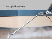 các loại máy giặt thảm bằng hơi nước nóng đang được sử dụng rộng rãi