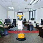Những chú ý khi lựa chọn máy chà sàn công nghiệp cho văn phòng