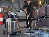 Có 2 cách để phân loại các loại bộ lọc máy hút bụi công nghiệp