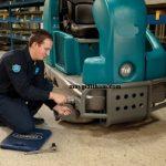 Nguyên nhân và cách khắc phục máy chà sàn kêu to nhanh chóng