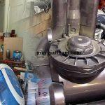 Nguyên nhân và cách khắc phục mô tơ máy hút bụi nhanh bị nóng