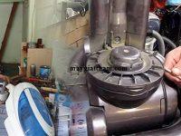 Nguyên nhân và cách khắc phục motor máy hút bụi nhanh bị nóng