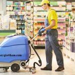 Bí quyết sử dụng máy chà sàn nhà xưởng để an toàn, hiệu quả đúng chuẩn