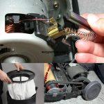 Cách xử lý sự cố xảy ra ở phụ kiện máy hút bụi công nghiệp