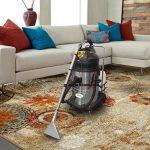 Dễ dàng giặt thảm mà không cần dùng tới hóa chất