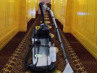 Máy giặt thảm phun hút HiClean HC 401 đa tính năng đáp ứng nhu cầu vệ sinh khác nhau của khách sạn