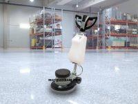 Máy chà sàn Supper Clean SC 005 thiết kế gọn gàng, cơ động