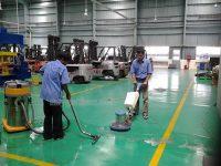 Máy hút bụi công nghiệp được sử dụng phổ biến trong công tác vệ sinh công nghiệp
