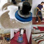 Những phương pháp vệ sinh thảm trải sàn phổ biến hiện nay