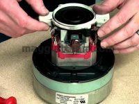 Sửa lỗi động cơ máy hút bụi công nghiệp không hoạt động