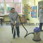 Xu hướng sử dụng máy hút bụi công nghiệp cho trường học hiện nay