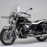 Có nên lắp kính chắn gió cho xe máy?
