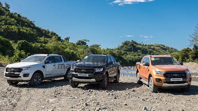 Ưu điểm của Ford Ranger