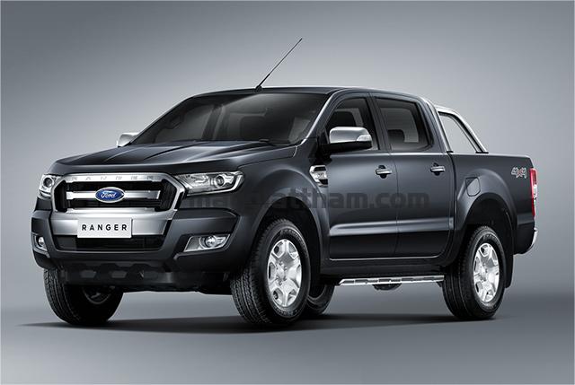 Đặc điểm của xe Ford Ranger XLS 4x2 MT