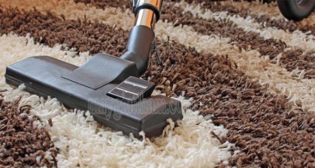 Nên sử dụng phương pháp giặt thảm khô khi nào?