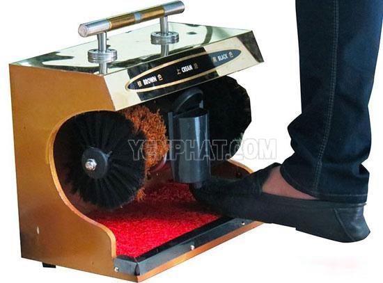 Bảo dưỡng máy đánh giày