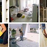Kinh nghiệm vệ sinh nhà mới xây dựng xong