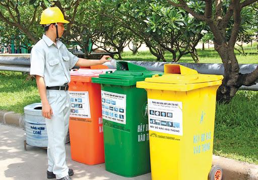 Xử lý chất thải đúng nơi quy định