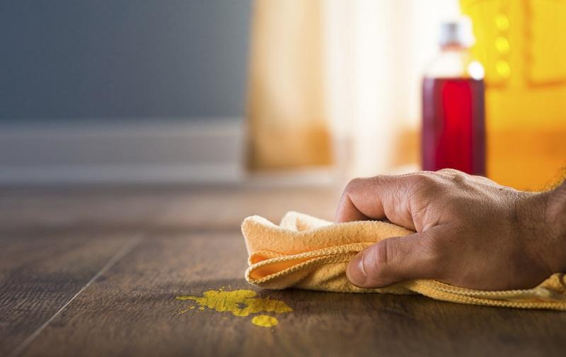 cách dọn nhà sau khi sơn