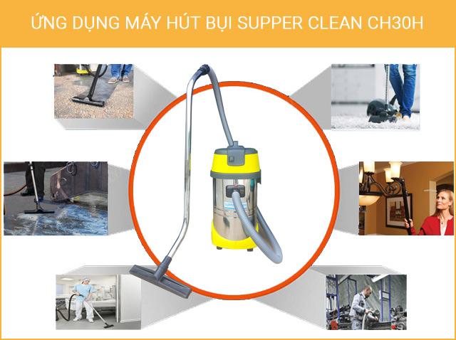 Ứng dụng của Supper Clean CH30H