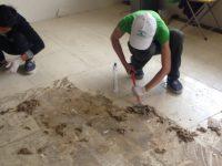 Nhìn vào chất liệu sàn nhà để có phương pháp vệ sinh phù hợp