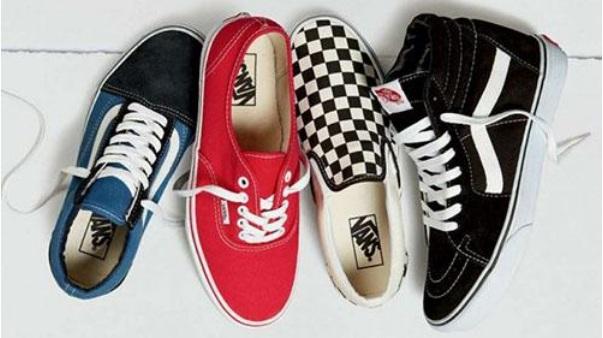 Giày Vans được giới trẻ yêu thích bởi sự năng động, phong cách