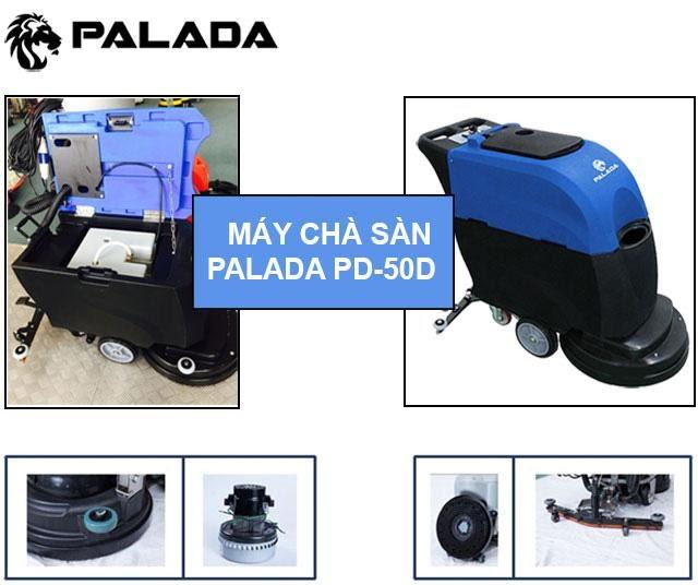 Máy chà sàn thương hiệu Palada cao cấp