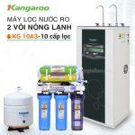 Máy lọc nước nóng lạnh trực tiếp Kangaroo có tính năng gì?